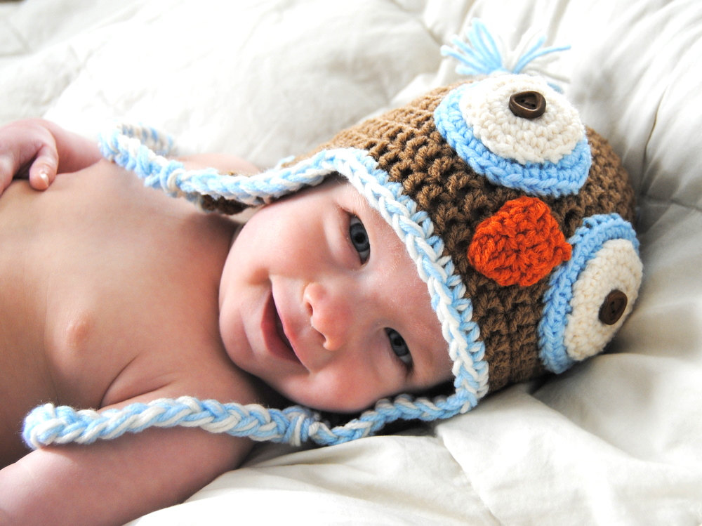 Owl Baby Hat Crochet Pattern Images Knitting Patterns Free Download
