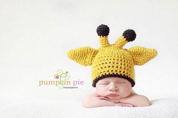 Crochet Hat Pattern Baby Giraffe Beanie Hat : Crochet Giraffe Hat Pattern - Giraffe Crochet Hat Pattern ...