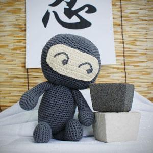 Ninja Amigurumi Free Pattern : AMIGURUMI NINJA CROCHET PATTERN FREE CROCHET PATTERNS