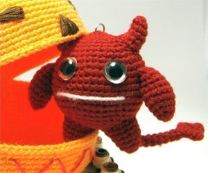 Creepy Cute Crochet: Zombies, Ninjas, Robots, and More