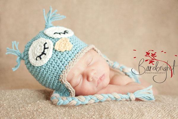 Crochet Patterns Owl Hat : Crochet Owl Hat Pattern - Owl Hat Crochet Pattern ...