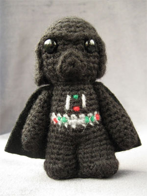 Free Amigurumi Star Pattern : Star Wars Crochet Patterns - Star Wars Amigurumi Pattern ...