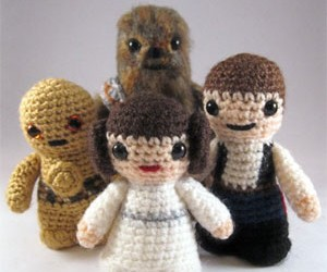 AMIGURUMI STAR WARS CROCHET PATTERNS FREE CROCHET PATTERNS