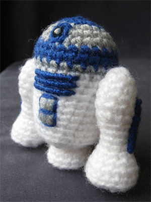 Free Star Wars Crochet Amigurumi Patterns : AMIGURUMI STAR PATTERN FREE Knitting PATTERNS