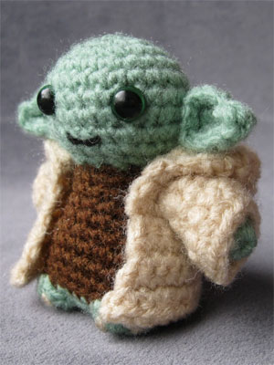 Free Crochet Star Wars Doll Patterns : STAR WARS CROCHET DOLLS PATTERN Free Crochet Patterns
