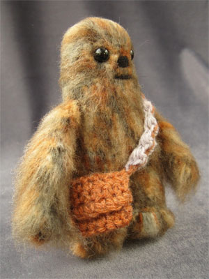 Star Wars Crochet Pattern - Chewbacca