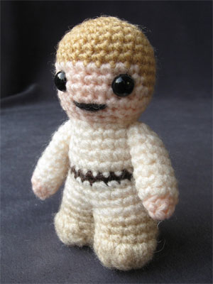Star Wars Crochet Pattern - Luke Skywalker