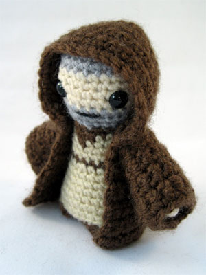 Star Wars Crochet Pattern - Obi-Wan Kenobi