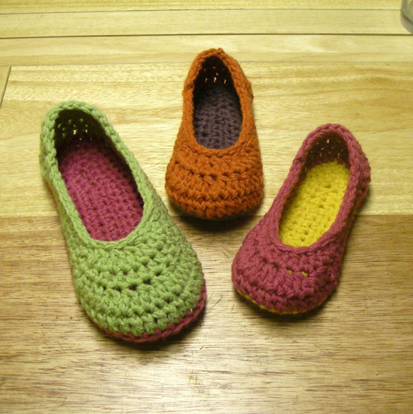 Crochet Slipper Pattern - Free Crochet Slipper Pattern ...