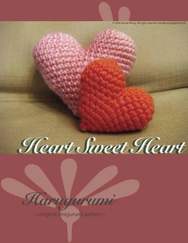 Crochet Heart Pattern - Free Crochet Heart Patterns ...